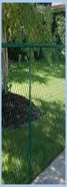 Yardgard 4 Ft X 50 Ft 9 Gauge Green Chain Link Fabric 308854a The Home Depot Backyard P In 2020 Backyard Putting Green Chain Link Fence Outdoor Putting Green
