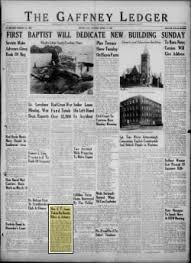 Ida Fowler Jones obit Gaffney Ledger 11 Mar 1944 p1 - Newspapers.com