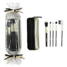 2696bs ps 5 pc make up brush w bag set