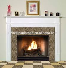marble electric fireplace no heat