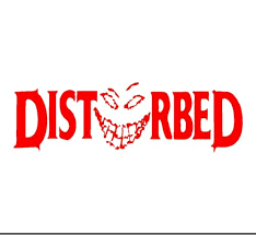 Muurversieringen Stickers Disturbed Vinyl Decal Car Window Laptop Guitar Metal Band Logo Sticker Huis Samsungupdated Com