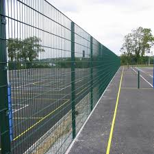 China High Quality Welded Wire Mesh Fence Metal Fence Posts Photos Pictures Made In China Com