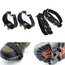 anti slip cleats for boots snow ice