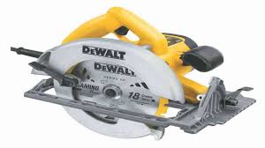 Dewalt Dw3278 Circular Saw Rip Fence Youtube