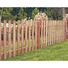 Unbranded 4 In X 4 In X 5 Ft Cedar French Gothic Fence Post 4905 The Home Depot