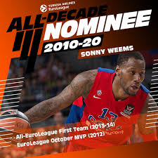 All-Decade Nominee: Sonny Weems - News - Welcome to EUROLEAGUE BASKETBALL