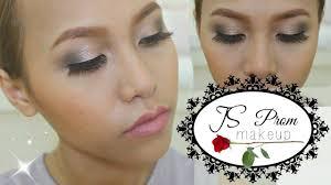 js prom 2016 makeup tutorial