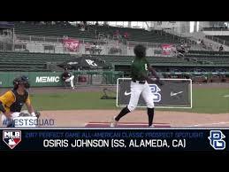Osiris Johnson hoping his draft status fall into place