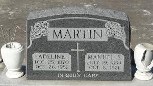 Adeline Martin (1870-1952) - Find A Grave Memorial