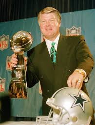 Super Bowl-winning coach Jimmy Johnson elected into Hall of Fame ...