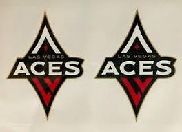 Las Vegas Aces Decal Sticker Indoor Outdoor Car Truck Window Stickers Ebay