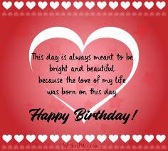 birthday wishes for boyfriend r tic birthday messages wishesmsg