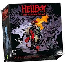 Hellboy - The Board Game (Kickstarter Exclusive) - Board Game ...