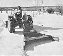 homemade snow plow do it yourself