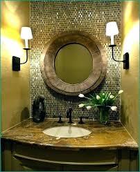 mosaic bathroom mirror aaronhomedecor co