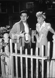 """Preston Sturges and Betty Hutton in""""Miracle Of Morgan's Creek,  The.""""1944/Paramount**I.V. - Image 0918_0020 