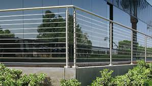 Architectural Railing Systems Solid Brass Stainless Steel