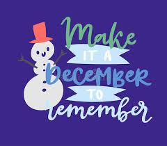 winter hello logo vector badge text letters motivation welcome