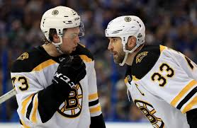 21 years might separate Zdeno Chara & Charlie McAvoy, but mutual respect  takes precedence for top D pairing | Boston Sports Journal