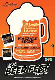 Dal 30 luglio al 1 agosto ritorna il Sassari Beer Fest - Sardegna ...