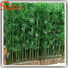decoration artificial bamboo plant