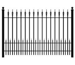 Hench Aluminum Fence Gates And Fences Vinyl Gate Pvc Fence Panels Building A Fence Fencing Trellis Gates Aliexpress