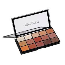 makeup revolution paleta cieni do