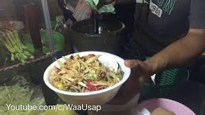 HD - Racha Shellfish - Seafood Salad ...