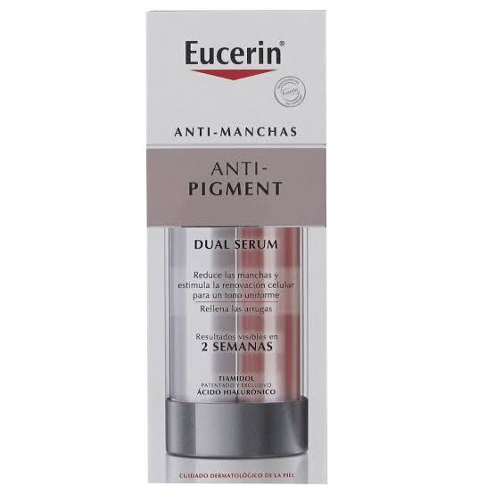 """ผลการค้นหารูปภาพสำหรับ Eucerin Anti-pigment Dual Serum"""""""