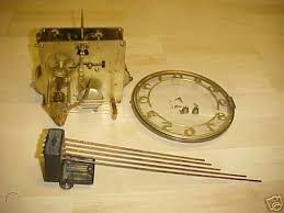 clock movement 12cm 196 westminster