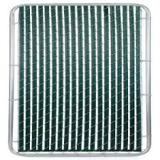 Brown Chain Link Fence Slats Chain Link Fencing The Home Depot