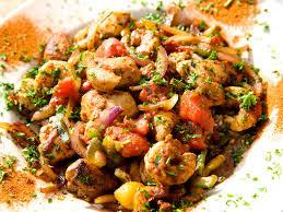 Shrimp and Crawfish Jambalaya Recipe