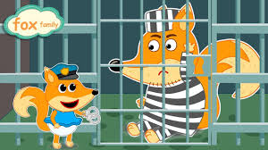fox family and friends cartoon for kids