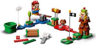 Super Mario set revealed by Amazon.es