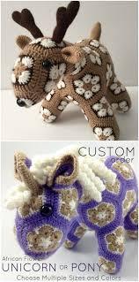 african crochet flower pattern projects