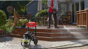 Pressure Wash Decks And Fences