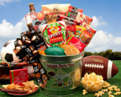 lgate party time gift pail