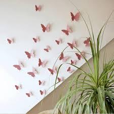 Ebern Designs 3d Butterfly Wall Decal Reviews Wayfair