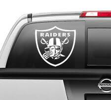 Oakland Raiders Stickers For Sale Ebay