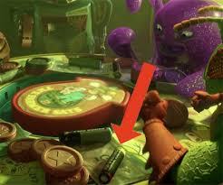 your toy story 3 easter egg guide