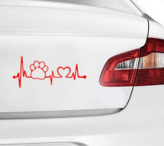 Vet Tech Car Sticker Car Vinyl Decal Multi Color Stickers Car Styling Azbetter