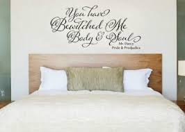 Pride And Prejudice You Have Bewitched Me Body And Soul Mr Darcy Wall Lucky Girl Decals