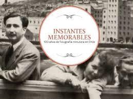 Instantes memorables. 100 años de fotografía minutera en Chile - Centro de  Investigaciones Diego Barros Arana