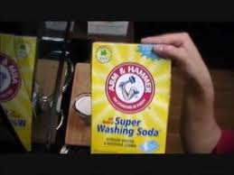 laundry detergent duggar family recipe