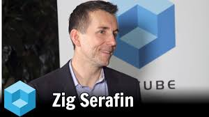 Zig Serafin - Enterprise Connect - theCUBE - YouTube