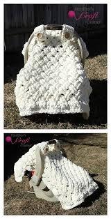 crochet baby blanket crochet chunky