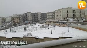 Foto meteo - Ceglie Messapica - Ceglie Messapica ore 13:18 ...