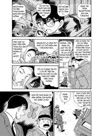 Detective Conan - Thám Tử Lừng Danh Conan Chapter 1026 - tiếp theo ...