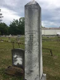 Lucy Davenport Johnston (1851-1865) - Find A Grave Memorial