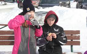 Weather warms for WinterFest   Pine and Lakes Echo Journal